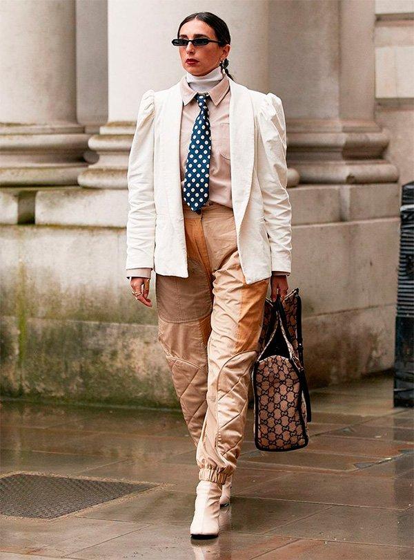 it-girl - gravata - gravata - inverno - street-style