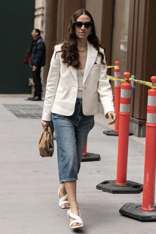 reprodução pinterest - looks - sandálias - inverno - street style