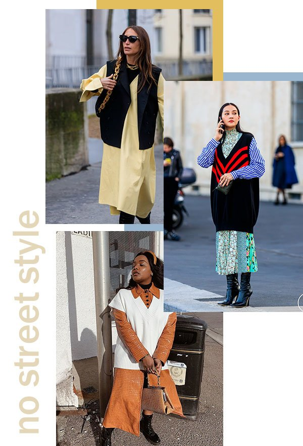 It girls - Colete - Colete - Outono - Street Style