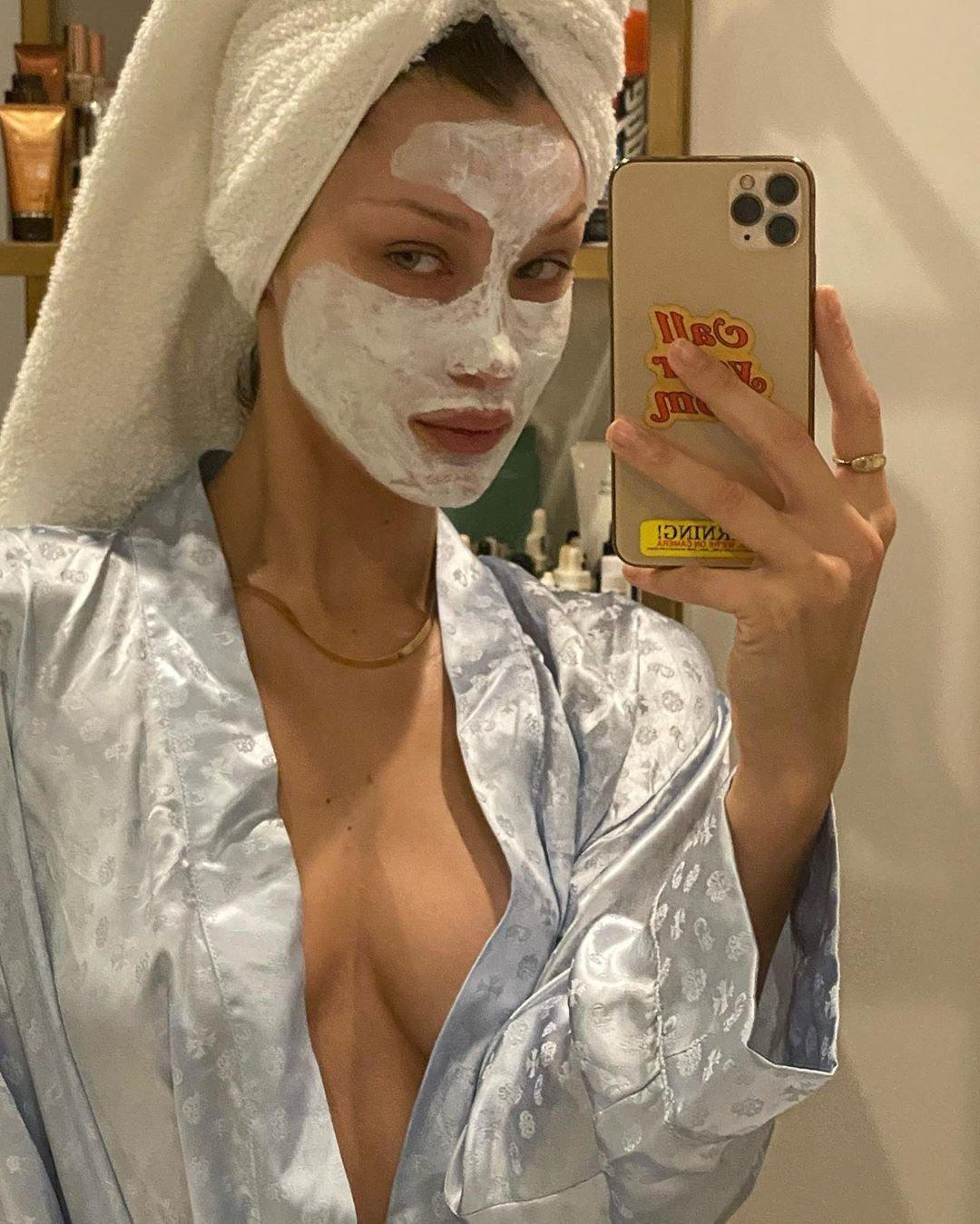 It girls - Máscaras faciais - Pele perfeita - Outono - Street Style