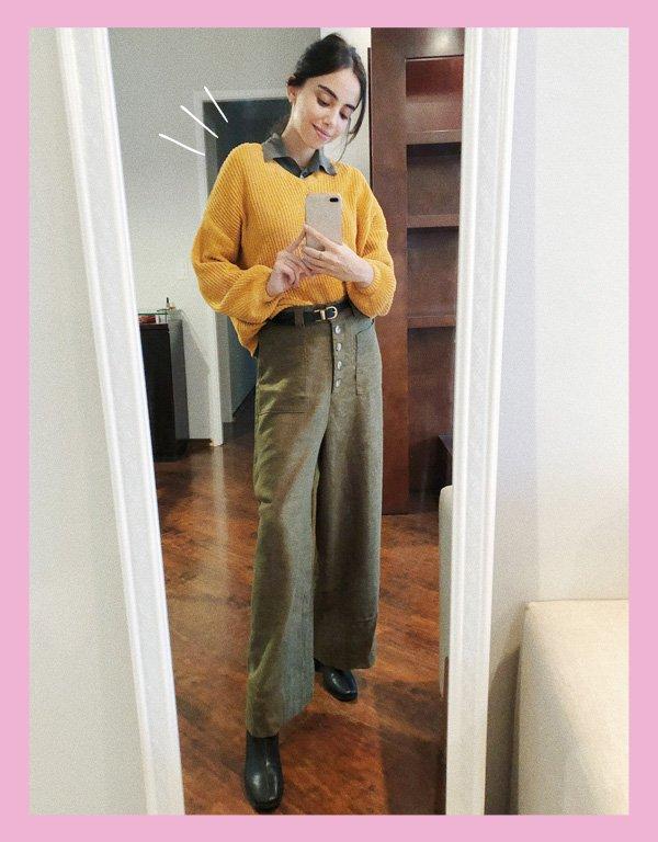 Giovana Marçon - camisa - camisa - outono - street-style
