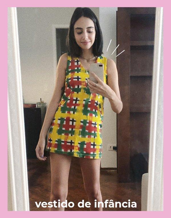 Giovana Marçon - vestido-colorido - vestidos - verão - street-style