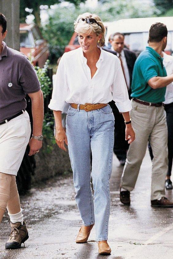 Diana - Camisa - TBT - Verão - Street Style