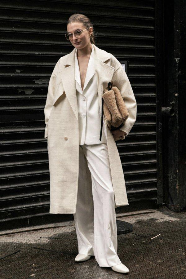 reprodução pinterest - inverno - casacos - inverno - street style