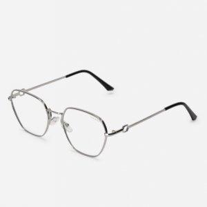 Óculos Aviador Geométrico