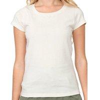 Camiseta Polo Wear Lisa Off-White