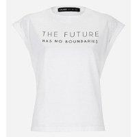 T-Shirt Sem Manga Ampla Future