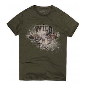 Camiseta Masculina Wild 1984
