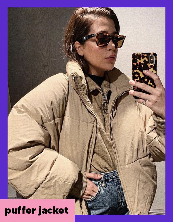It girls - Puffer jacket - Casacos - Outono - Street Style - https://stealthelook.com.br