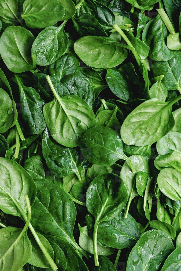 reprodução pinterest - vitamina c - alimentos - espinafre - food