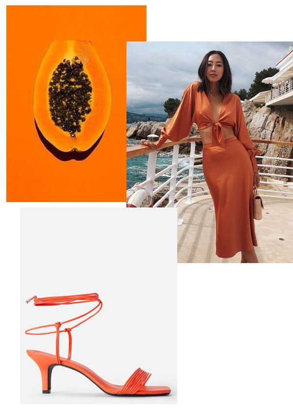 Aimee Song - cromoterapia - cores - looks - em casa - https://stealthelook.com.br