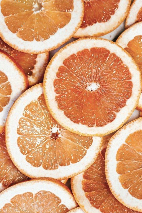 reprodução pinterest - vitamina c - alimentos - receitas - food