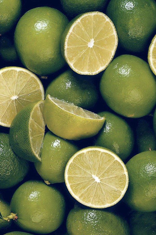 reprodução pinterest - vitamina c - alimentos - limão - food