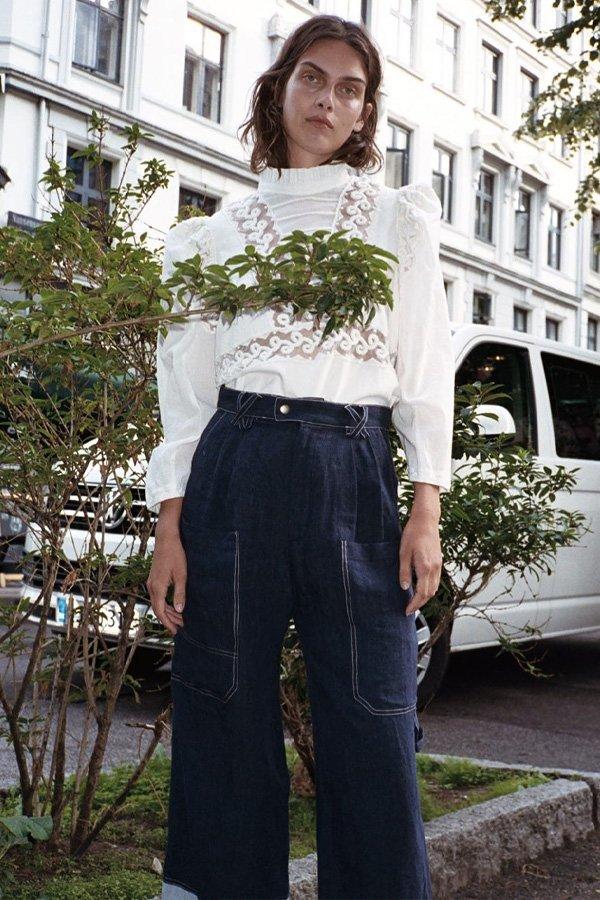 reprodução pinterest - blusa da meia estação - blusa - inverno - street style - https://stealthelook.com.br