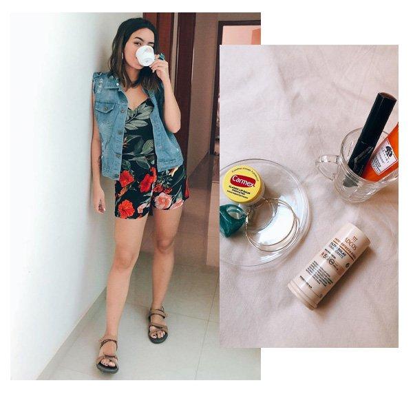 bruna lys - receita dos pijamas - looks - pijamas - em casa - https://stealthelook.com.br