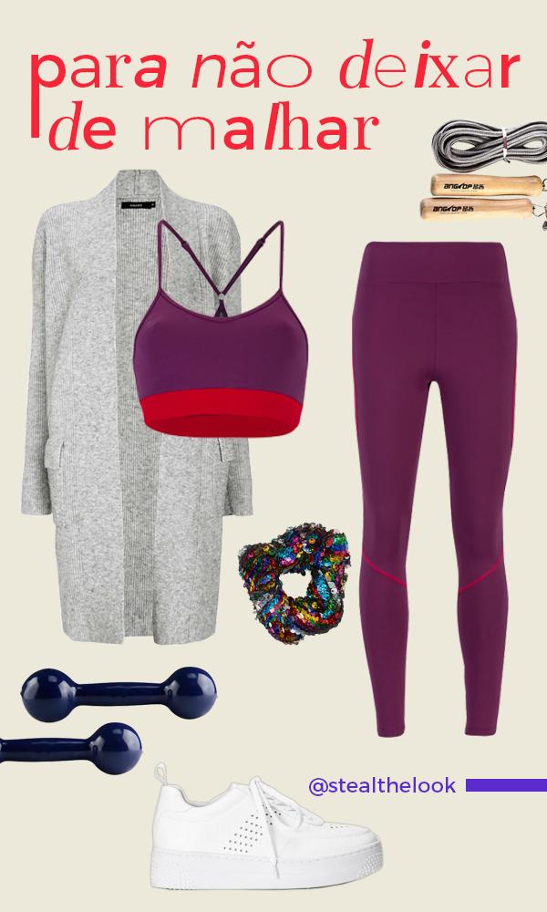 roupas - legging-e-top - quarentena - outono - casa - https://stealthelook.com.br