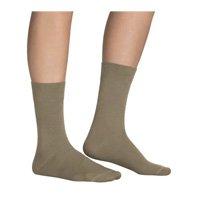 Meia Lupo Sportwear (Adulto) - Tamanho: U   Cor: Caqui   Calçados: 39 a 43
