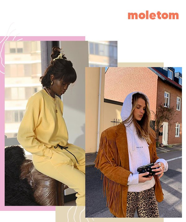 It girls - moletom - moletom - Outono - Street Style