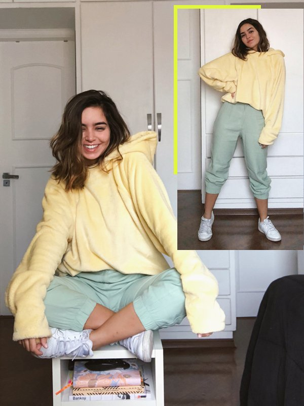 Bruna Lys - moletom - moletom - outono - home office - https://stealthelook.com.br