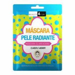 Máscara Facial Beauty 4 Fun Pele Radiante