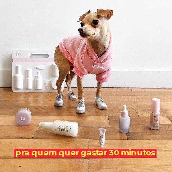 cachorro - skincare - skincare - outono - street-style