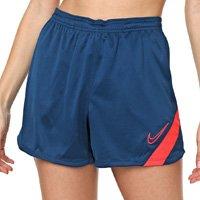 Short Nike Neon W Nk Dry Acd20 Azul/Pink