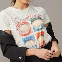 T-Shirt Sparkling Millennials