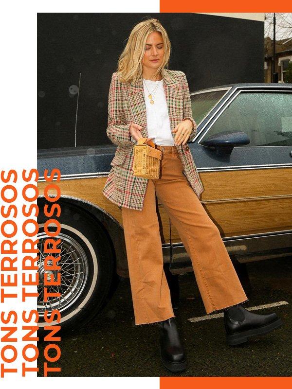 Lucy Williams - tons terrosos - tons terrosos - outono - street-style