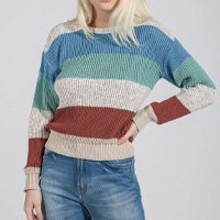 SUÉTER TRICOT STRIPES