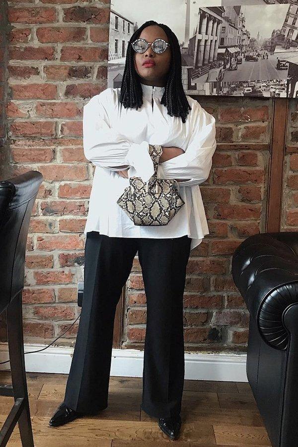 Ada Oguntodu - blusa da meia estação - blusa - inverno - em casa - https://stealthelook.com.br