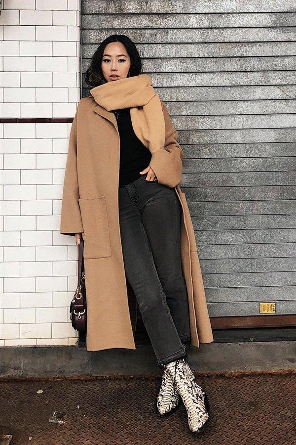 Aimee Song - botas de inverno - looks - inverno - em casa - https://stealthelook.com.br