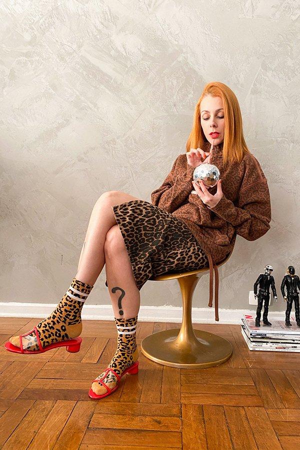 Anna Boogie - stylist das celebs - famosas - inverno - em casa - https://stealthelook.com.br