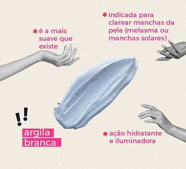- argila para o skincare -       -       -       - https://stealthelook.com.br