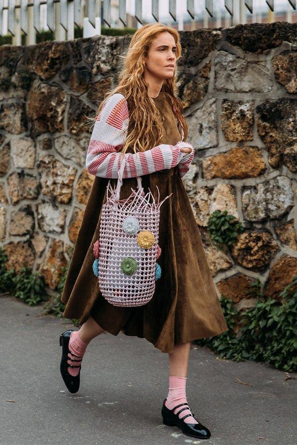 Blanca Miró - vestidos no inverno - vestidos - inverno - street style - https://stealthelook.com.br