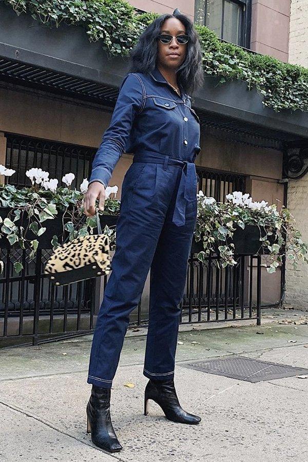 Chrissy Rutherford - botas de inverno - looks - inverno - em casa - https://stealthelook.com.br