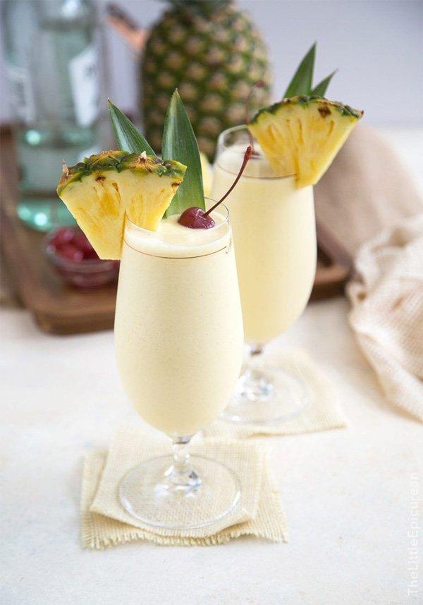 bebida - pina colada - drinks - outono - em-casa - https://stealthelook.com.br