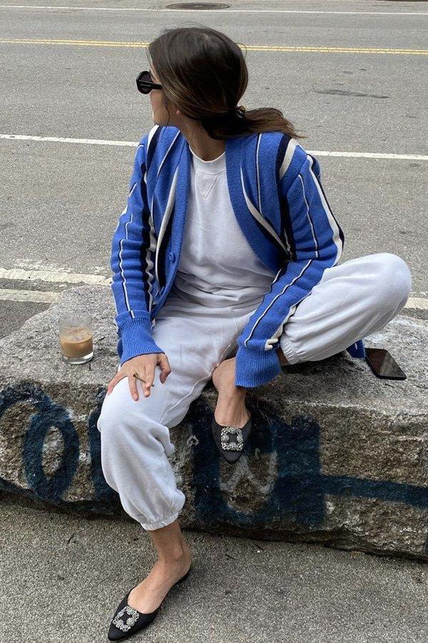 Juliana Salazar - conjunto de moletom - moletom - inverno - street style - https://stealthelook.com.br