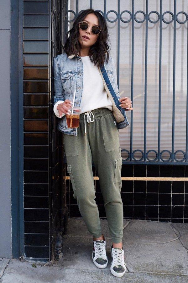 Kate Ogata - calças quentinhas - calça - inverno - em casa - https://stealthelook.com.br