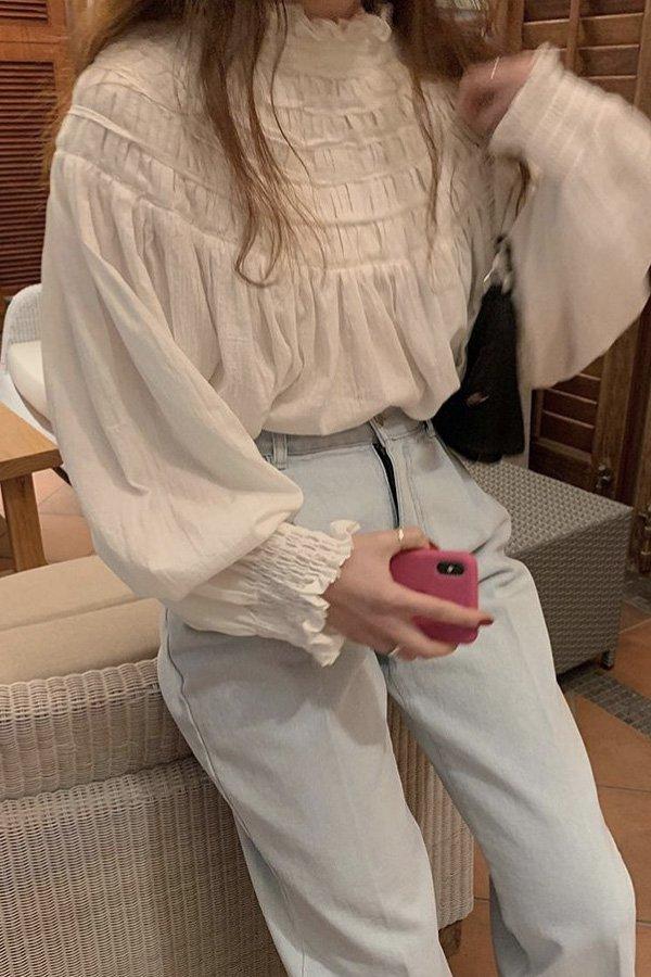 reprodução pinterest - blusa da meia estação - blusa - inverno - em casa - https://stealthelook.com.br
