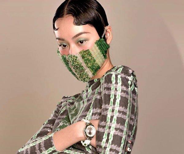modelo - mascara - mascara - covid - estudio - https://stealthelook.com.br