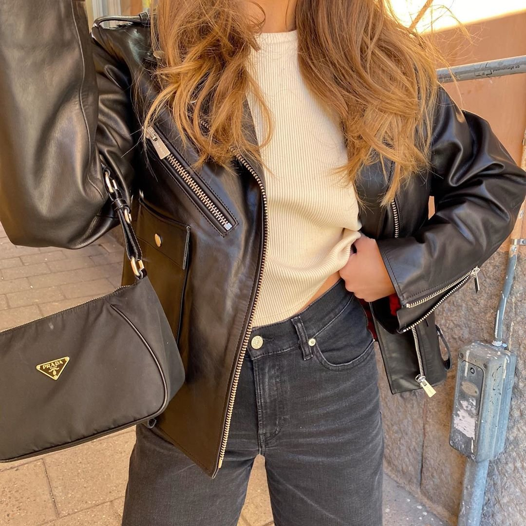 It girls - Jaqueta - P.U - Outono - Street Style - https://stealthelook.com.br