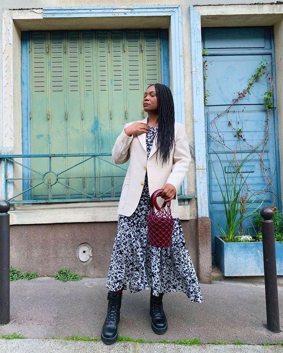 It girls - Jaqueta - Blazer - Outono - Street Style - https://stealthelook.com.br