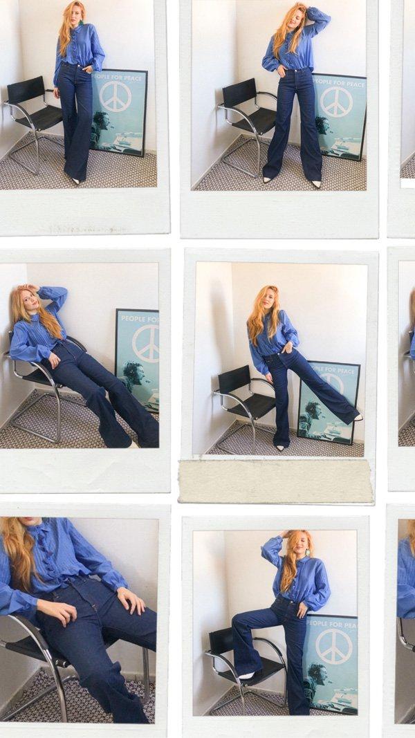 Aline Santos - jeans - jeans - outono - em-casa - https://stealthelook.com.br