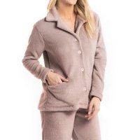 Pijama Gianne Abotoado