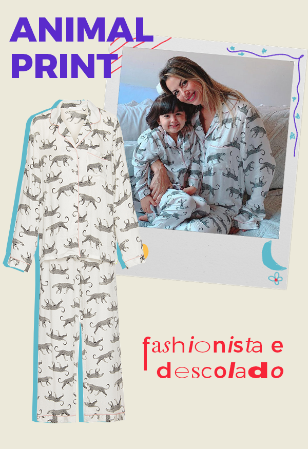 It girls - Pijama - Loungewear - Outono - Street Style - https://stealthelook.com.br