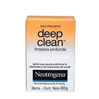Sabonete Facial Neutrogena Deep Clean 80g Incolor