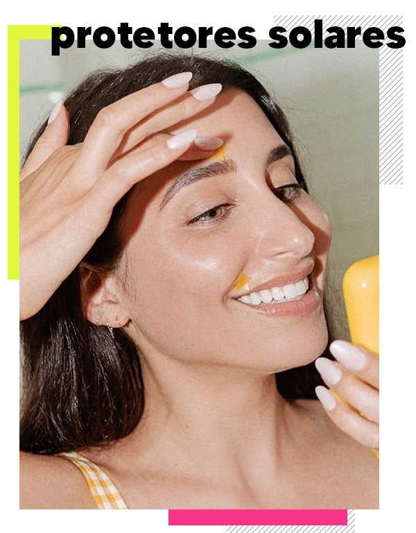 It girls - Protetor solar - Skincare acessível - Outono - Street Style - https://stealthelook.com.br