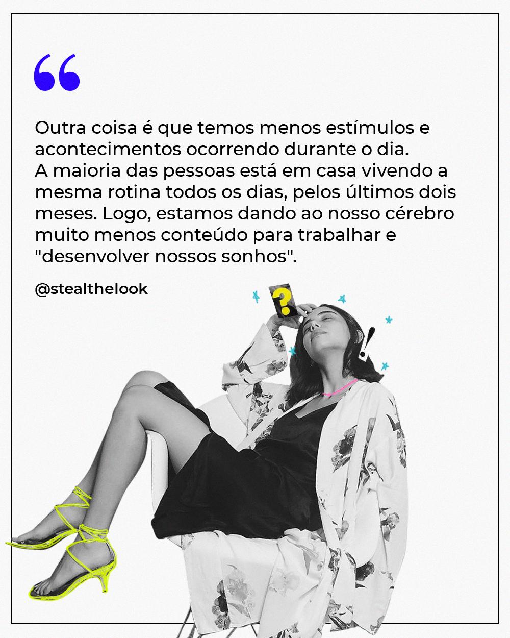 It girls - Pijama - Sonhos estranhos - Outono - Street Style - https://stealthelook.com.br