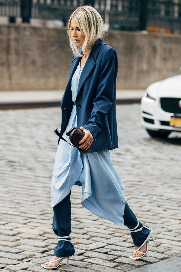 reprodução pinterest - vestidos no inverno - vestidos - inverno - street style - https://stealthelook.com.br