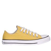 TÊNIS ALL STAR CONVERSE SEASONAL OX AMARELO
